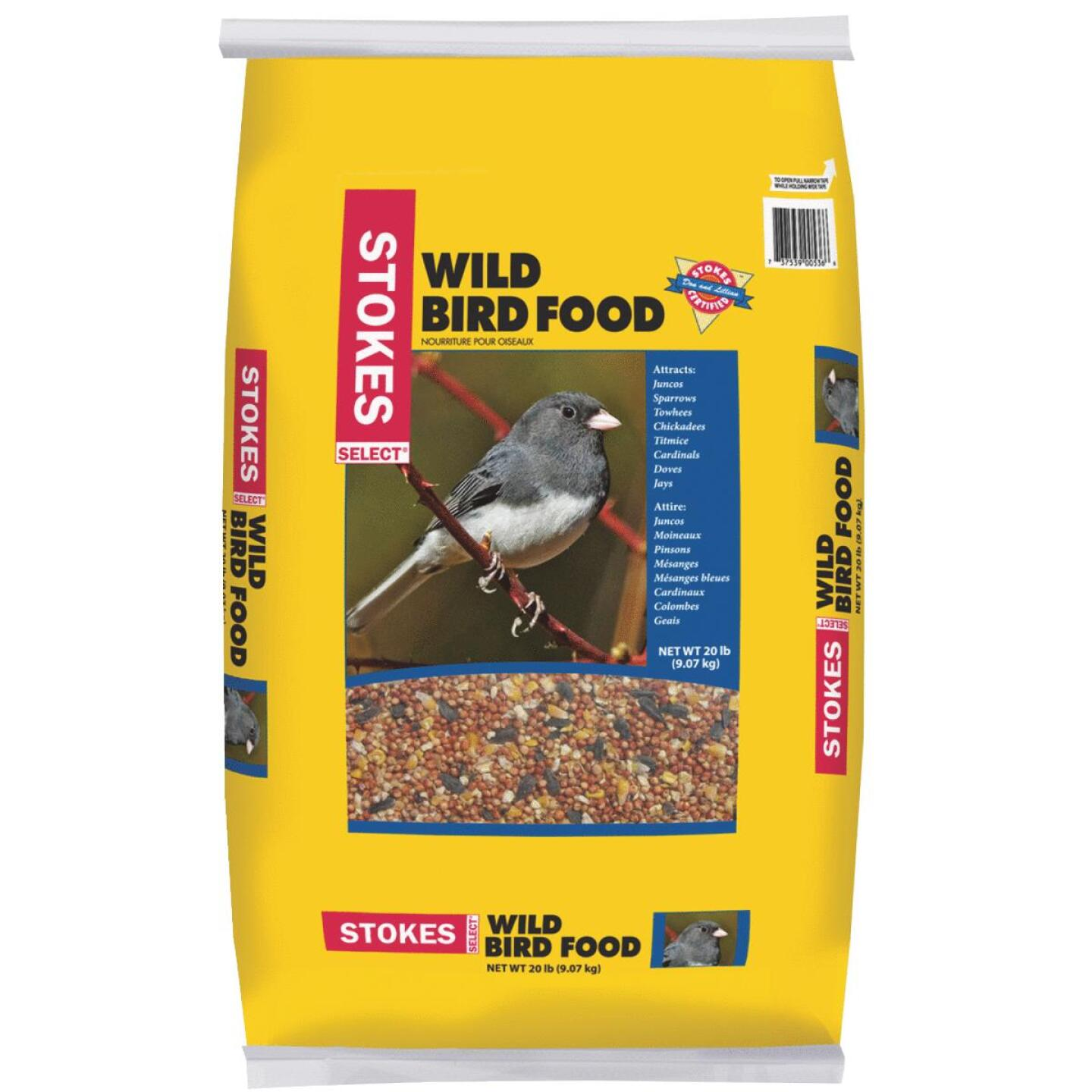 Stokes Select 20 Lb. Wild Bird Food Image 1