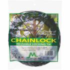 Master Mark 1/2 In. W. x 20 Ft. L. 100% Recycled Post Consumer Plastic Black Tree Support Image 2