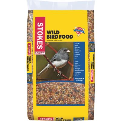 Stokes Select 5 Lb. Wild Bird Food