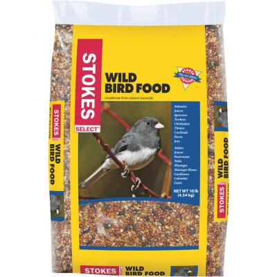Stokes Select 10 Lb. Wild Bird Food