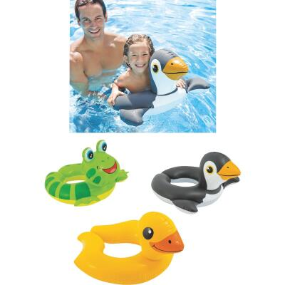 Intex Assorted Animal Split Ring Pool Float